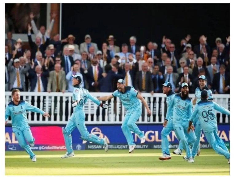 ICC Cricket World Cup 2019 Final:England script history at Lords: England  Crowned World Champions – TIMES OF LION